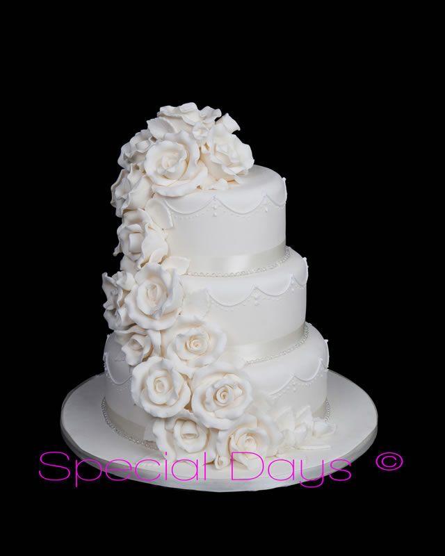 wedding cake deals scotland lanarkshire wedding cakes anya s catering 22356