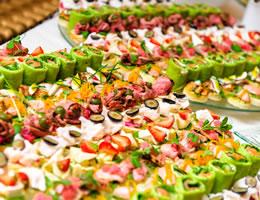 Wedding Buffet Finger Food Ideas